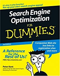 Search Engine Optimization For Dummies ;2/E