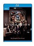 Succession: Season 1 (3 Blu-Ray) [Edizione: Stati Uniti]