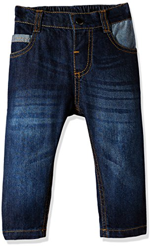 Donuts Baby Boys' Jeans (269960477 DK-BLUE 18M IN-30)