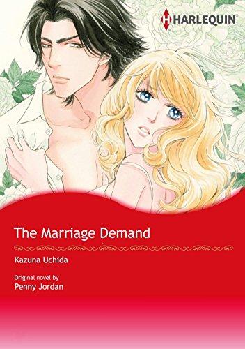 The Marriage Demand: Harlequin comics