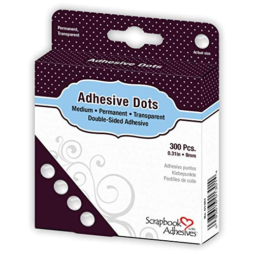 Scrapbook Adhesives Donna Salazar by 3L Dodz Klebepunkte Mexium Medium -