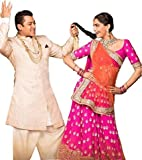 Rozdeal Attractive Sonam Kapoor Pink Geo...