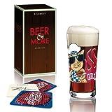 Ritzenhoff 3090006 Beer und More Glas Warren F14