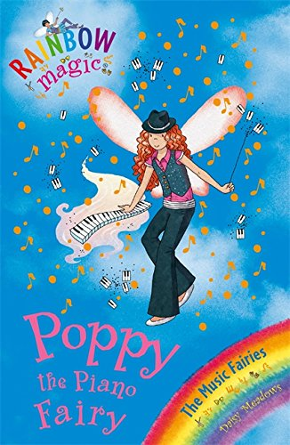 Poppy the Piano Fairy: The Music Fairies Book 1 (Rainbow Magic)
