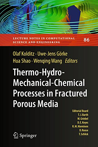 Thermo-Hydro-Mechanical-Chemical Processes in Porous Media: Benchmarks and Examples (Lecture Notes in Computational Science and Engineering Book 86) (English Edition) -