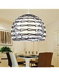 iluminacin led moda minimalista moderna creativas lmparas de la lmpara colgante tejido rattan comedor iluminacin