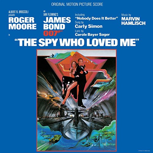 James Bond: The Spy Who Loved Me (Limited Edition) [Vinyl LP]