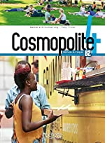 Cosmopolite 4 - Livre de l'élève + DVD-ROM (audio, vidéo) de Nathalie Hirschsprung