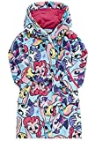 Hasbro My Little Pony Girls Dressing Gown Hooded Robe (4-5 Years)