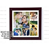 12in X 12in COLLAGE FRAMES MOSAIC COLLAGES PHOTO FRAME PHOTO COLLAGELETTER COLLAGE Personalised & Customised Gifts for Him Her Family Friends Father Mother Sister Brother Couple Spouse Wife Husband Baby Girlfriend Boyfriend Valentine's Day Loved Ones Birthday Anniversary Wedding & Marriage DIWALI GIFTS NEW YEAR GIFT DUSSERA GIFT CHRISTMAS GIFT LOVE COLLAGE LETTER COLLAGE FRAME AND HOME DECOR IMAGES
