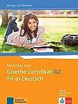 Mit Erfolg zum Goethe-Zertifikat A2: Fit in Deutsch - ideale Vorbereitung für Kinder und Jugendliche auf die Prüfung Goethe-Zertifikat A2: Fit in Deutsch Das Übungs- und Testbuch enthält: sieben thematische Übungs- und Testeinheiten alle Aufgabentype...