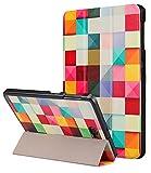 Dailylux Galaxy Tab A 10.1 Hülle,Ultra Schlank Superleicht Ständer Smart Shell Cover Schutzhülle Etui Tasche für Sam
