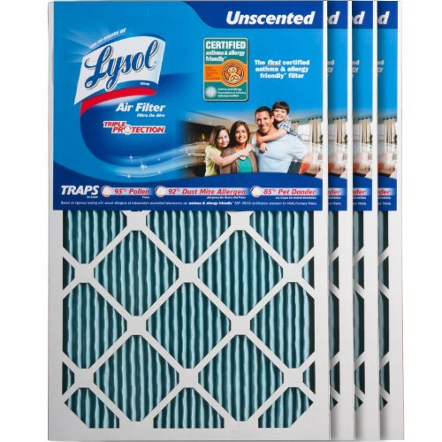 lysol-10001-204-0010-air-filter-triple-protection-16-inch-x-25-inch-x-1-inch-by-lysol