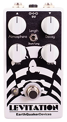 EarthQuaker Devices Levitation · Pedal guitarra eléctrica