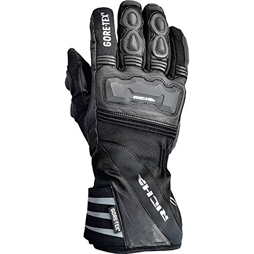 Richa Cold Protect Gore-Tex Motorcycle Gloves XL Black