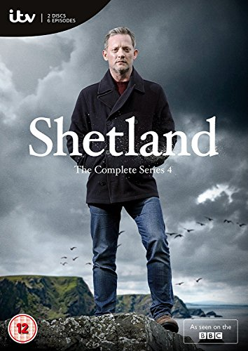 Shetland - The Complete Series 4 (2 DVDs) (UK-Import)