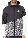 DC Shoes DazzleDagup, Jackets Uomo, Black, XL