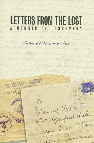 Letters from the Lost: A Memoir of Discovery (Our Lives: Diary, Memoir, and Letters Series)