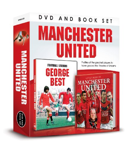 Manchester United DVD & Book Set [UK Import], DVD
