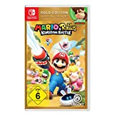 Nintendo Switch: Mario & Rabbids Kingdom Battle  - Gold  Edition -