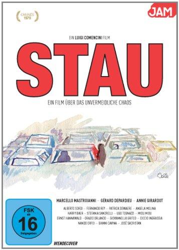 Bild von Stau