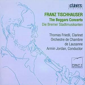 Tischhauser Concerto Beggar