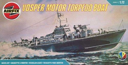 Airfix - A05280 - Vosper Motor Torpedo Boat