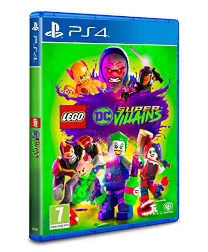 PS4 Lego DC Super Villains Classics PlayStation 4