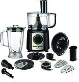 Bajaj FX9 700-Watt Mini Food Processor (Black & Silver)