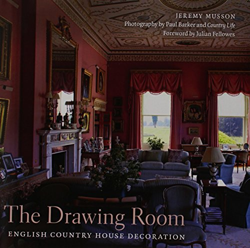 Drawing Room : English Country House Decoration: English Country House Decoration
