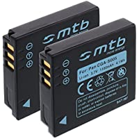 Original VHBW ® cargador para Panasonic Lumix dmc-fx07 FX 07