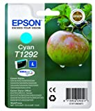 Epson Ink Cart T129 Retail Pack  - Cyan