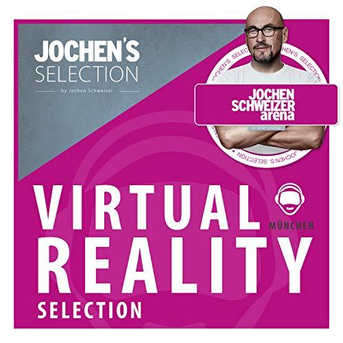 Jochen Schweizer Arena Virtual-Reality-Erlebnisse I Virtual-Reality-Gutschein für Escape Games/Rennsimulatoren/Single Stations I VR Erlebnis-Gutschein - Escape Room, Auto-Rennen, Landschaften