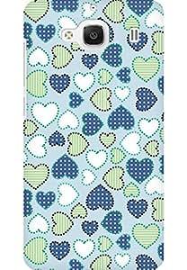 AMEZ designer printed 3d premium high quality back case cover for Xiaomi Redmi 2 Prime (Girly)