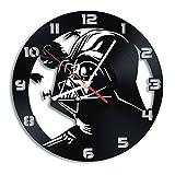 Gullei.com Star Wars - Reloj de Pared, Diseño de Star Wars
