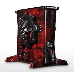 Xbox 360 - Gears of War Vaults (Konsolenhülle für Xbox 360 Slim)