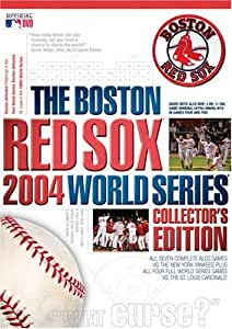 Boston Red Sox 2004 World Series [DVD] [Region 1] [US Import] [NTSC]