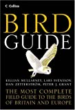 Collins Bird Guide: The Most Complete Guide to the Birds of Britain and Europe