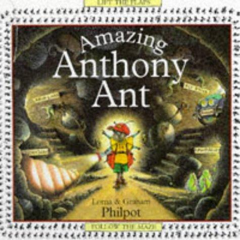 Amazing Anthony Ant