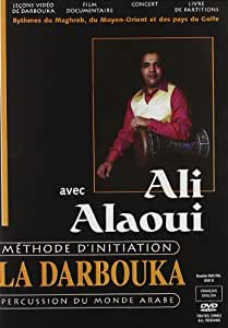 La Debourka, methode d'initiation, percussion du monde Arabe, avec Ali Alaoui