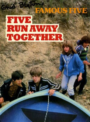 Enid Blyton's Five run away together