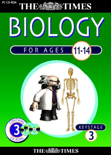The Times Key Stage 3 Biology (Ages 11-14) Test