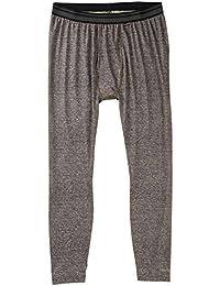 Burton térmica Unterhose Lightweight Pant, otoño/invierno, hombre, color Monument Heather, tamaño M