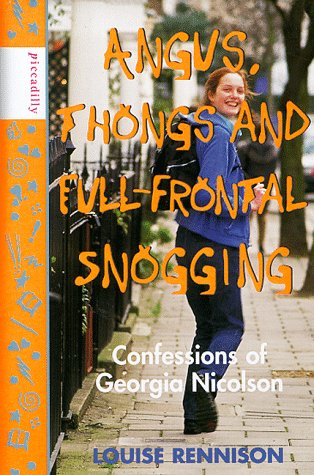Book cover for Angus, Thongs and Full-Frontal Snogging