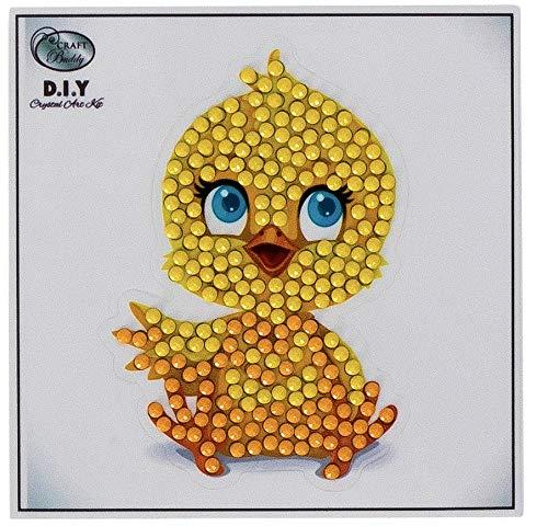 Crystal Art Cutie Chick (Crystal Cuties)
