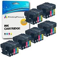 30 Compatibili LC1100 LC980 Cartucce d'inchiostro per