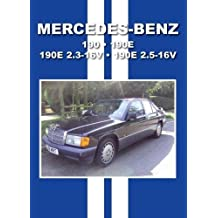 MERCEDES BENZ 190 190E 190E 2.3-16V (Unique Motor Books)