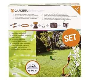 Gardena - Kit completo per impianto interrato
