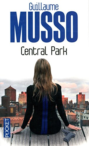 Central Park | Musso, Guillaume (1974-....). Auteur