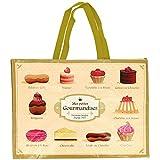 Promobo -Sac Cabas Shopping Pour Courses Gourmandise Gâteau Patisserie Créme